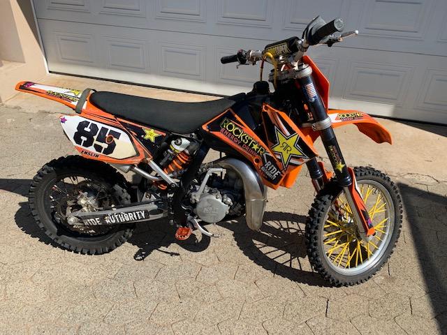 2010 KTM SX-F