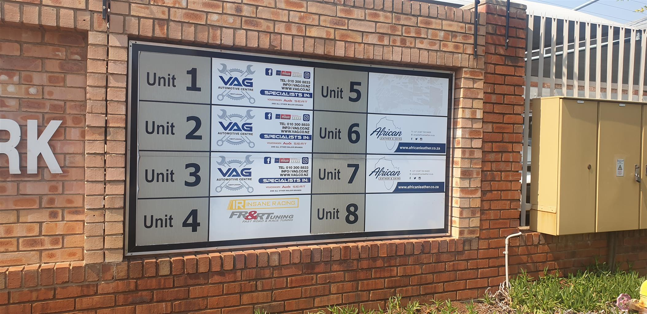 Neat Office Space available in Hennopspark Centurion