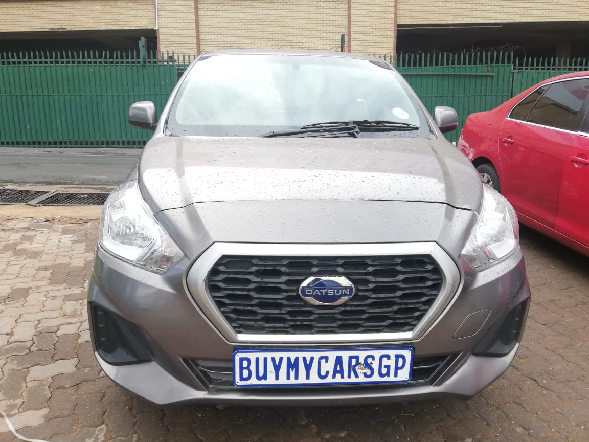 2019 Datsun Go hatch GO 1.2 FLASH