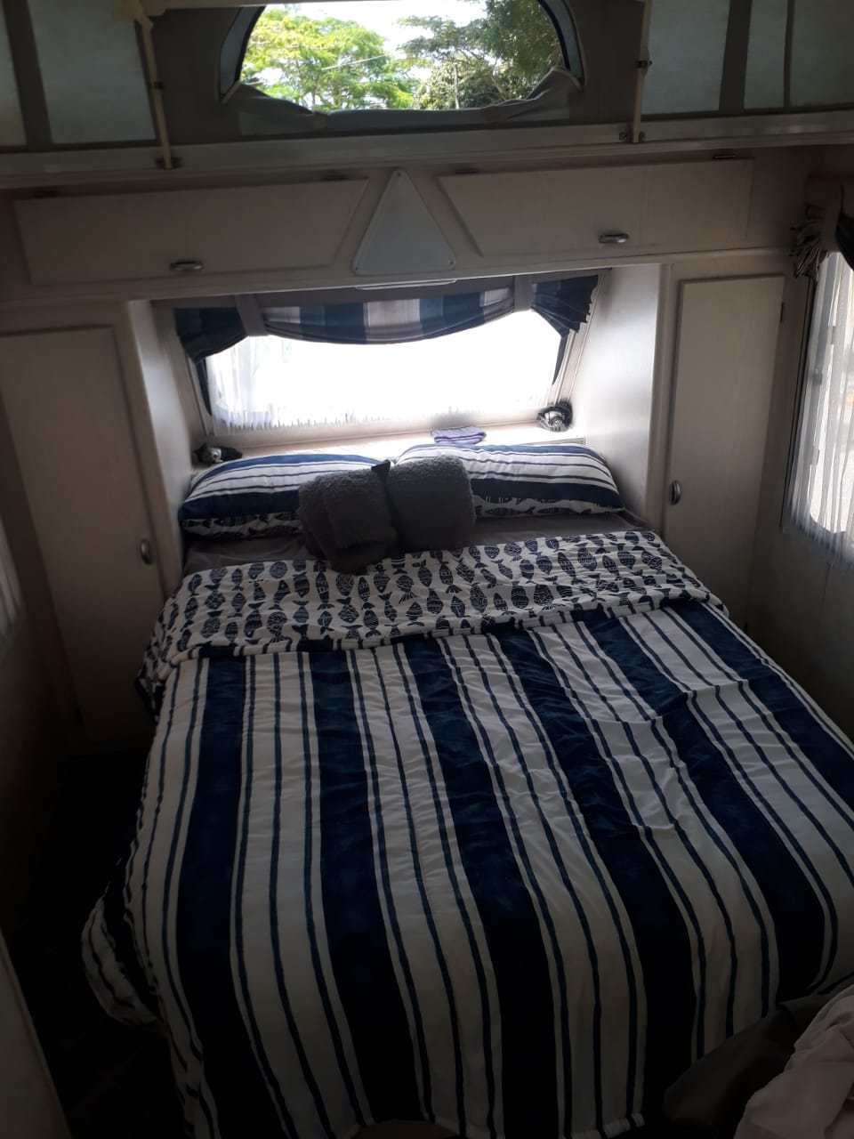 2005 Sprite Swing Caravan