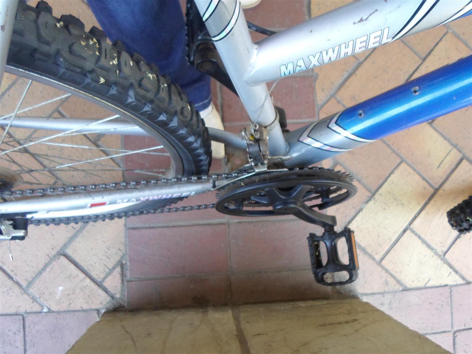 Maxwheel Bicycle