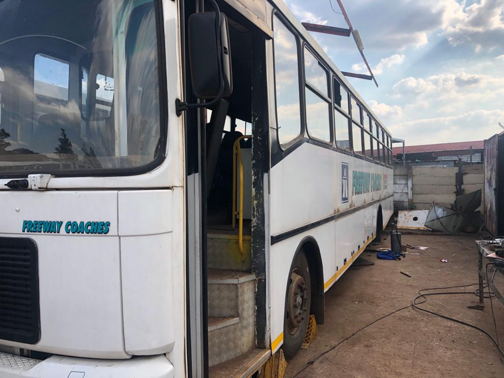 2001 MAN 18-232 A63 Explorer 65 seater BUS for sale