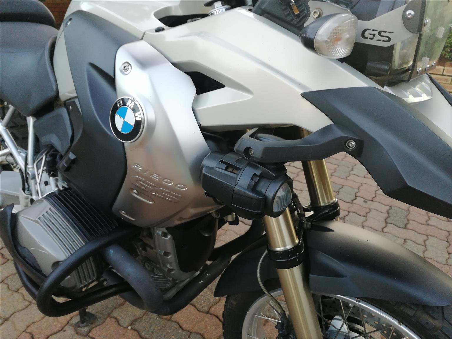 2008 BMW R1200 GS FL
