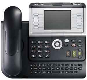 Alcatel 4038 IP Phone