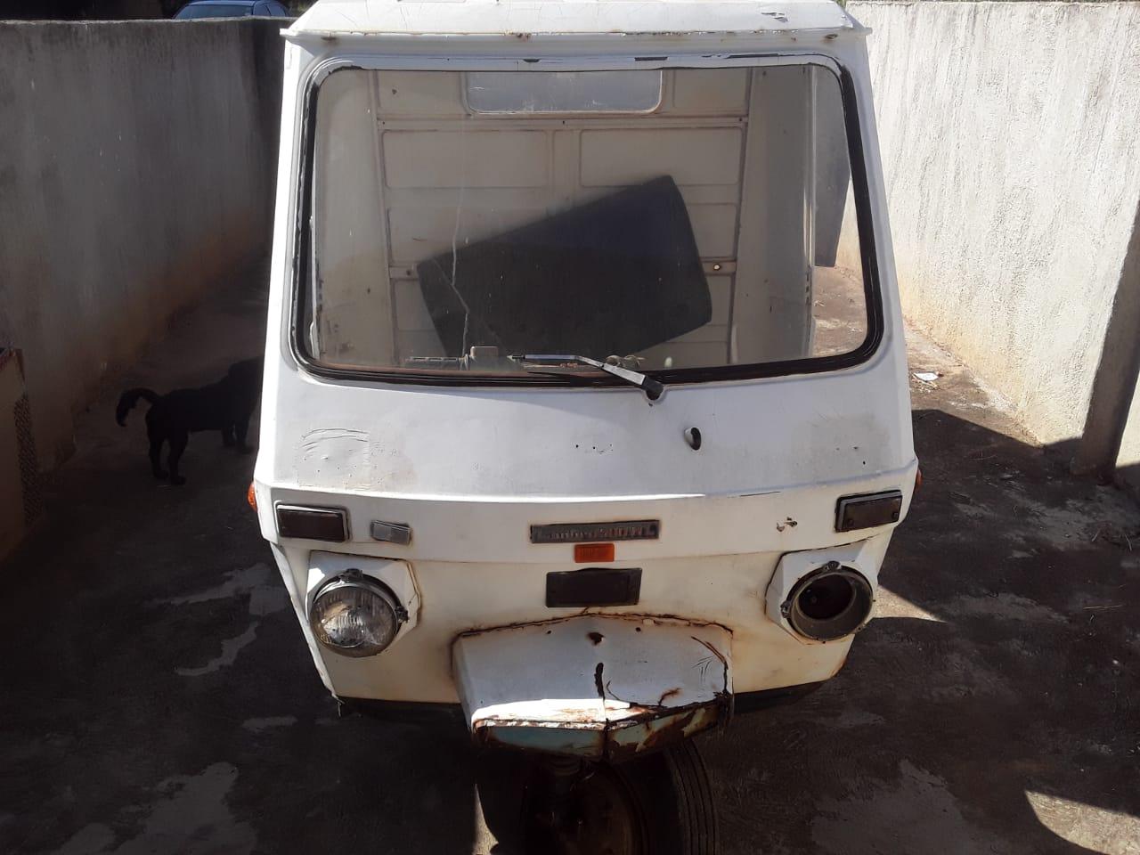 Lambretto Lambro 500 ML 1969 model collectors item for sale.