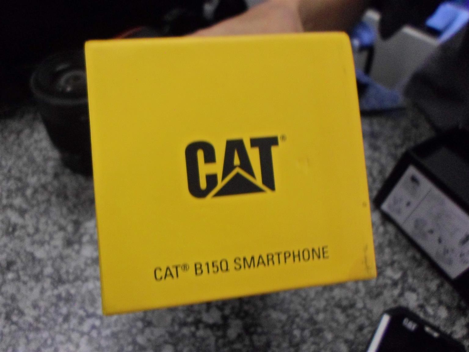 CAT B15Q Smartphone