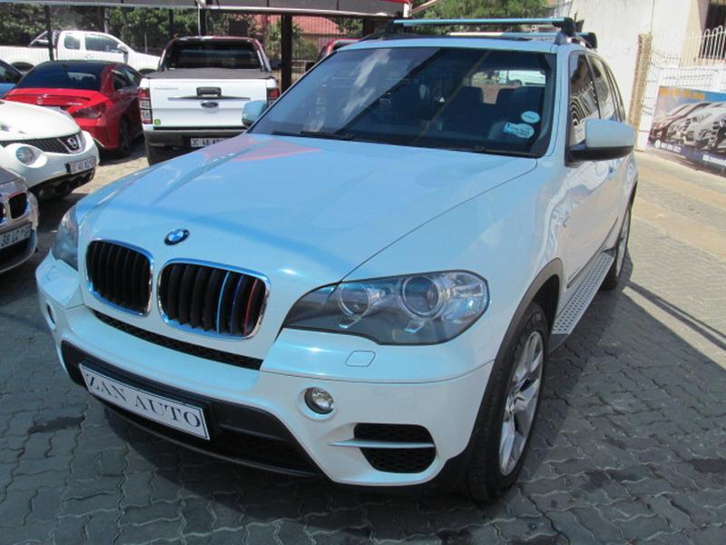 2010 BMW X5 xDrive30d