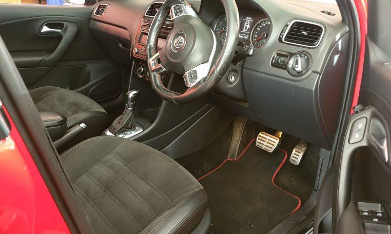 2015 VW Polo GTI auto