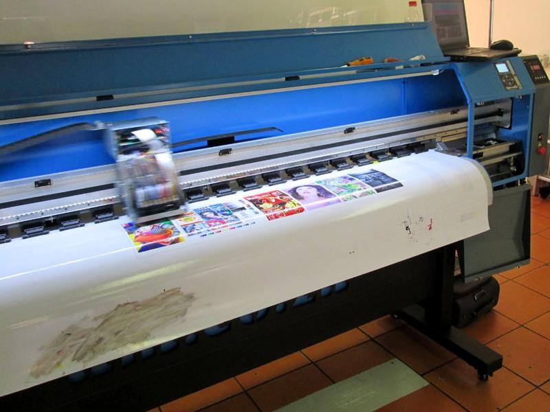 F-1862/AQUA FastCOLOUR 1860mm Large-Format Water Based Dye or Pigment Ink Inkjet Printer