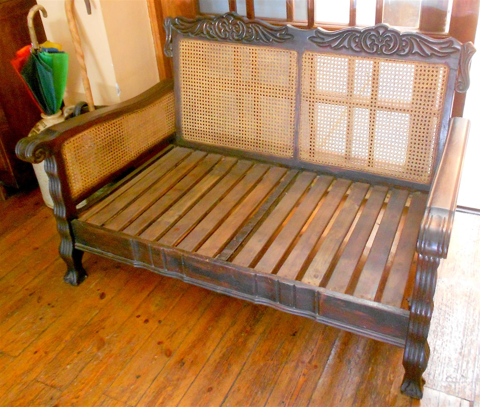 2-Seater Bench