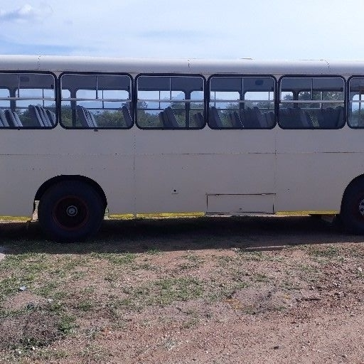Mercedes rear engine school bus Ade 352T