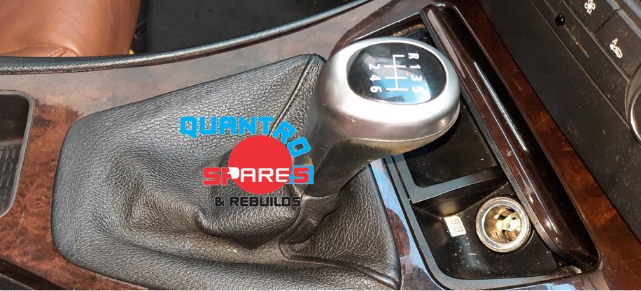 Bmw E90 323i 2011 n52k gear knob for sale