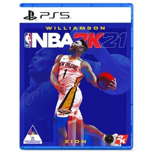 NBA2K21 Playstation 5 game