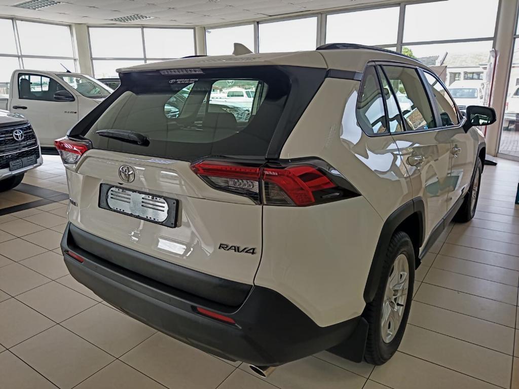 2020 Toyota Rav4 RAV4 2.0 GX A/T