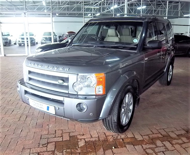 2009 Land Rover Discovery 3 Tdv6 Hse Junk Mail