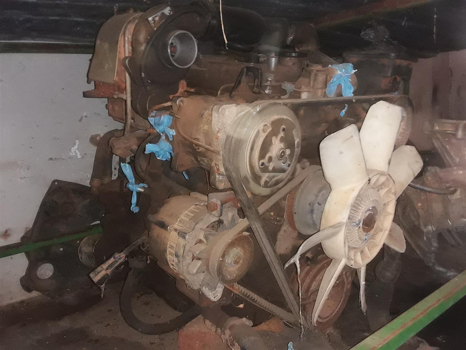 GWM 2.8 TD Engine (Kompleet)