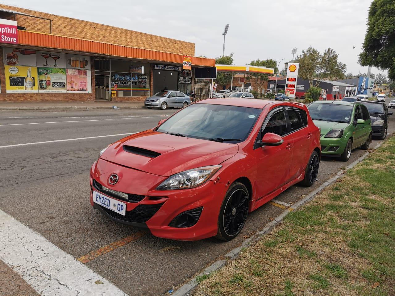 2009 Mazda 3 Mazda MPS