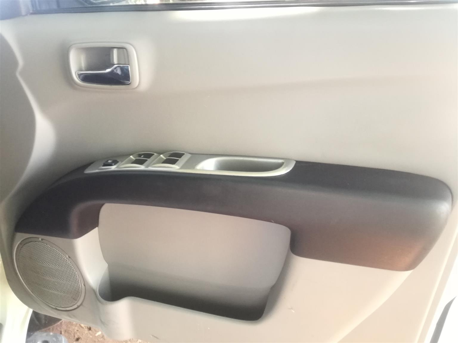 2010 Mitsubishi Triton 2.5DI D GL