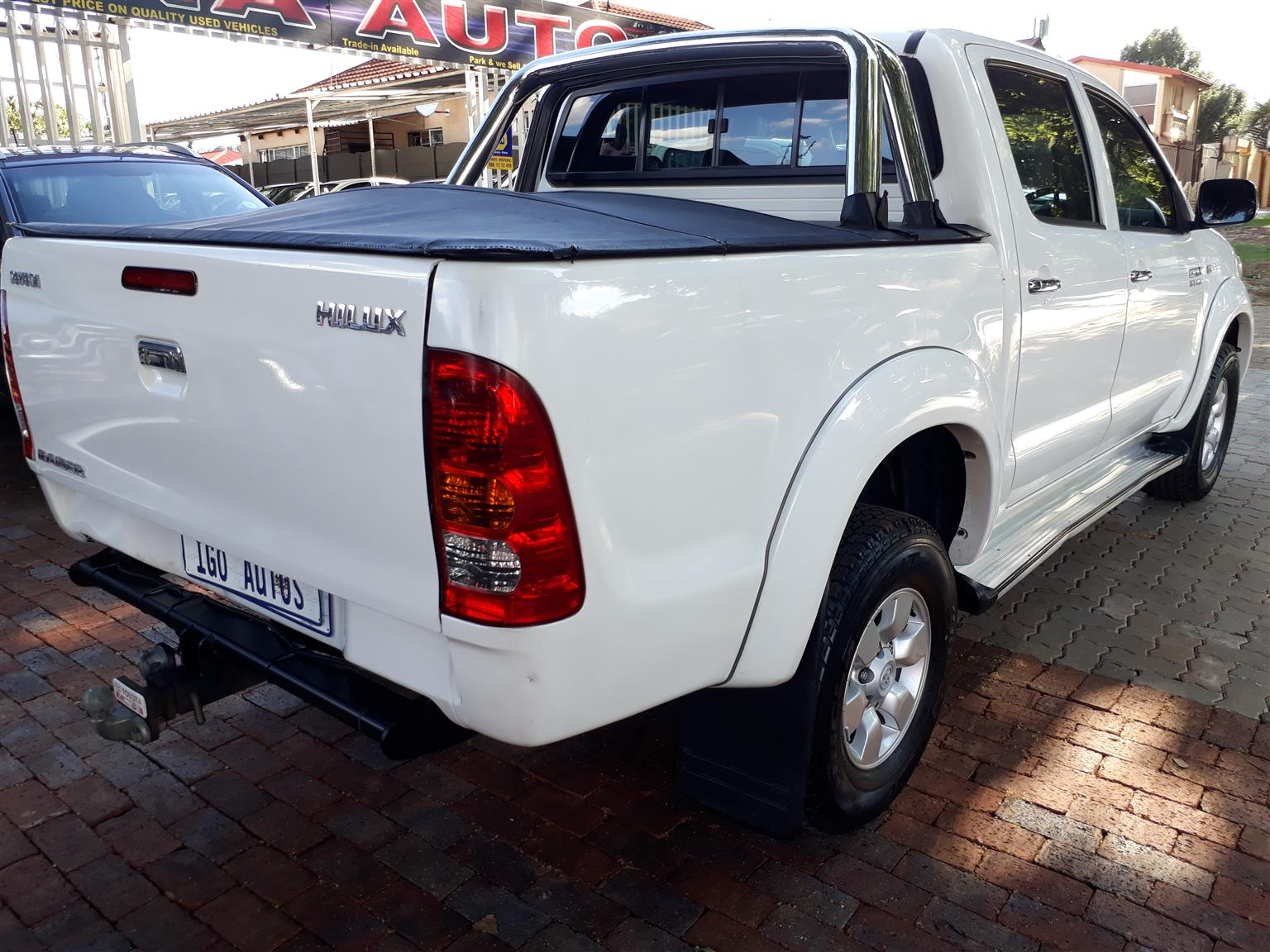 2008 Toyota Hilux 30d 4d Double Cab Raider Junk Mail Used Cars For Sale With Prices