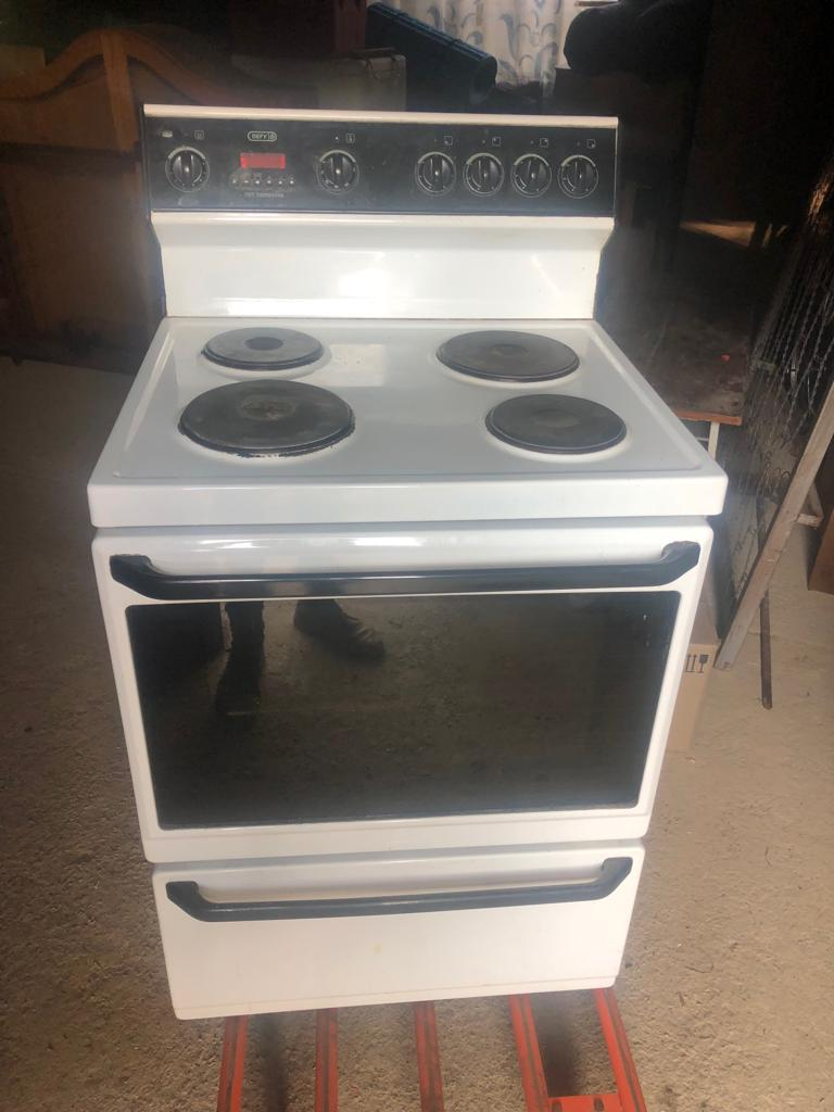Defy Electric Stove