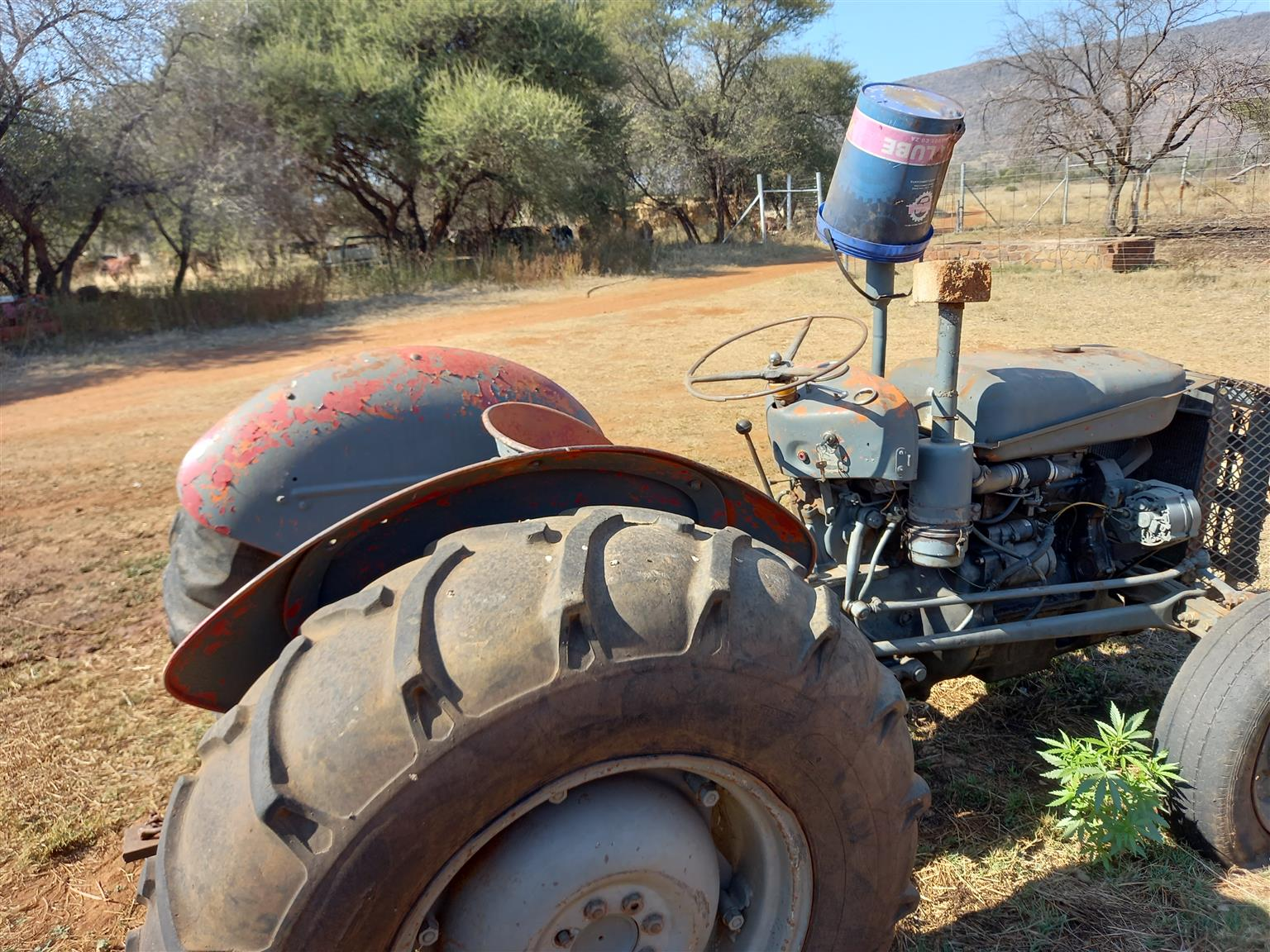 Massey 35X two available