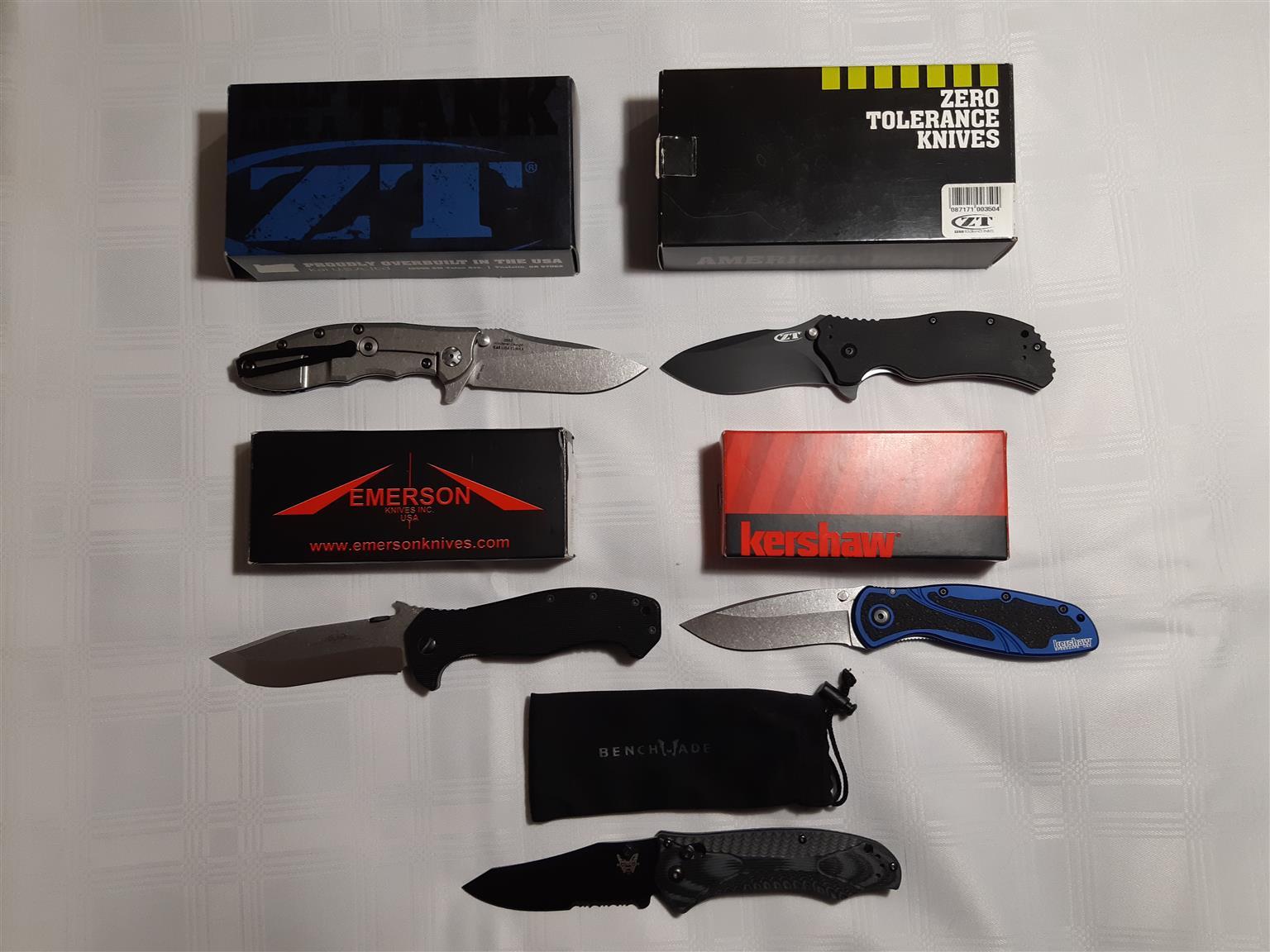 Knives - Benchmade
