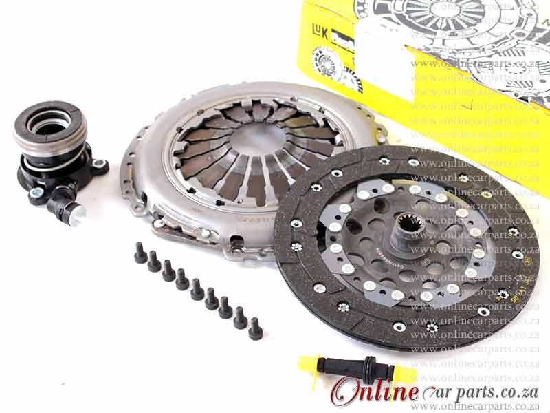 Opel Corsa D 1.3 CDTi Z13DTJ 55KW 07-12 to Eng. No. 2494873 216mm 14 Splines Clutch Kit