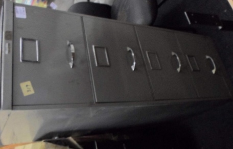 Steel filing cabinet for sale