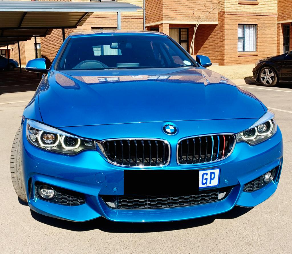 2018 BMW 4 Series Gran Coupe 420i GRAN COUPE A/T (F36)