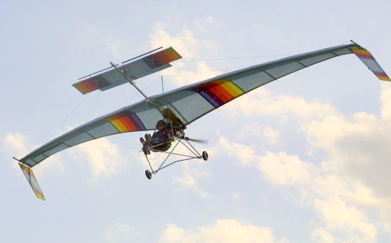 Wanted: Eagle Ultra Light Aircraft