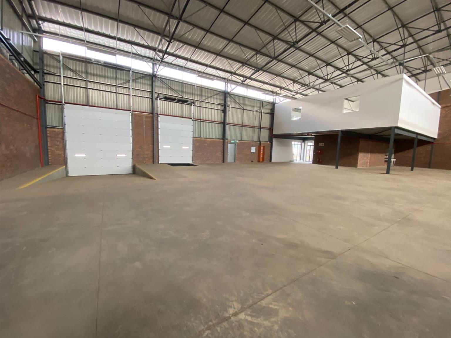 Industrial Rental Monthly in Samrand Business Park