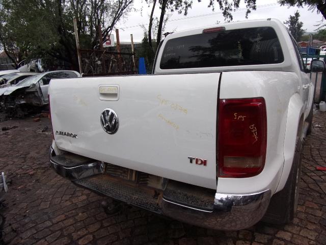 VW Amarok 2011 Stripping for Spares