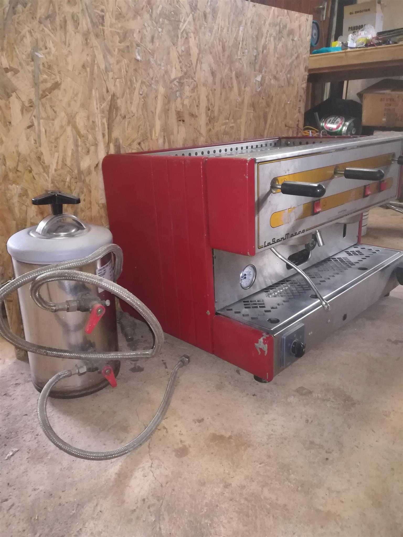 La San Marco 85-12-2 Espresso