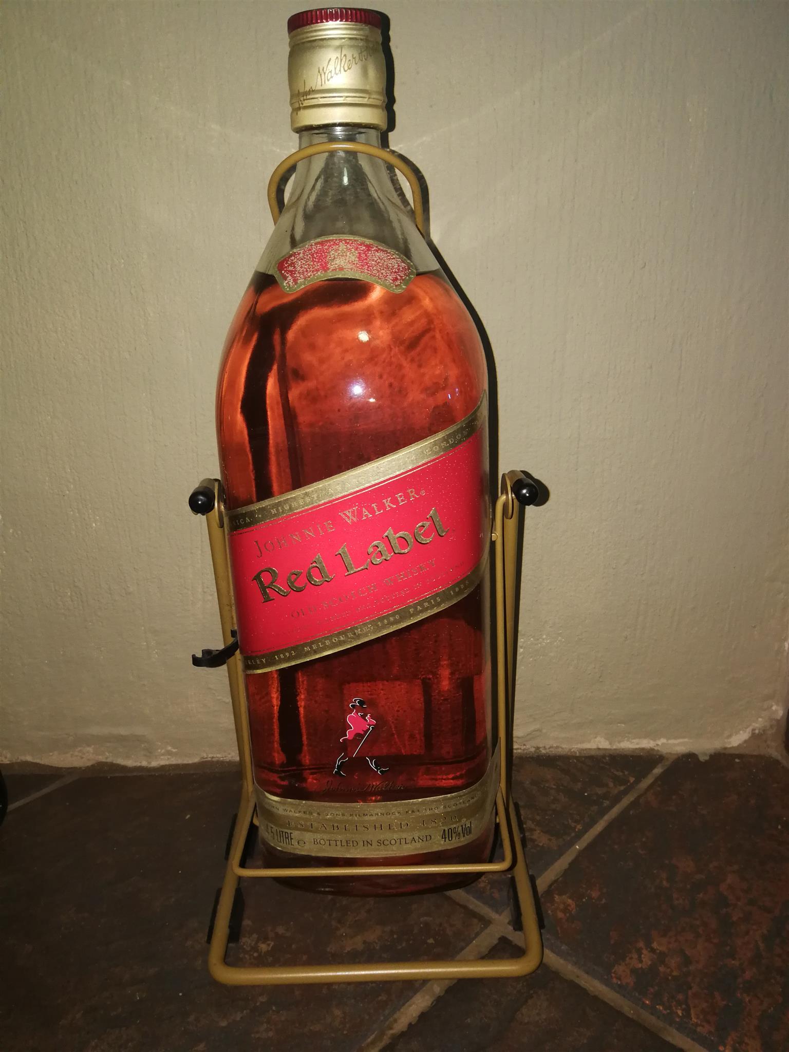Collectable Liquor Bottles