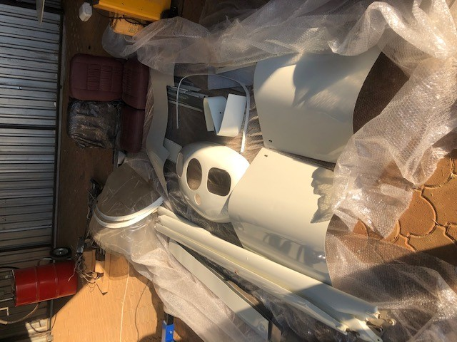 Piper Colt Taildragger 160hp 0Hour
