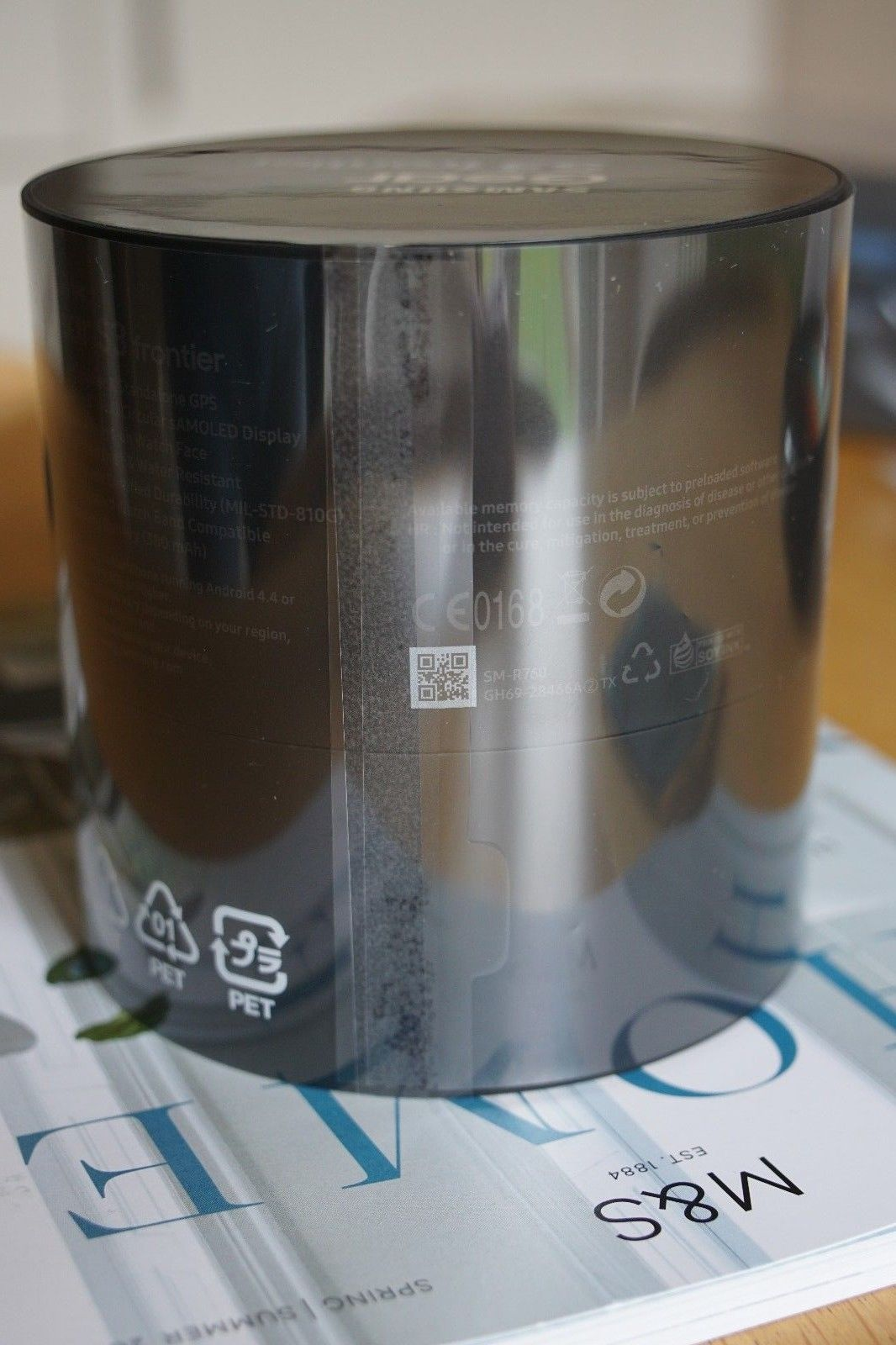 Samsung Gear S3 Frontier Bluetooth Smart Watch