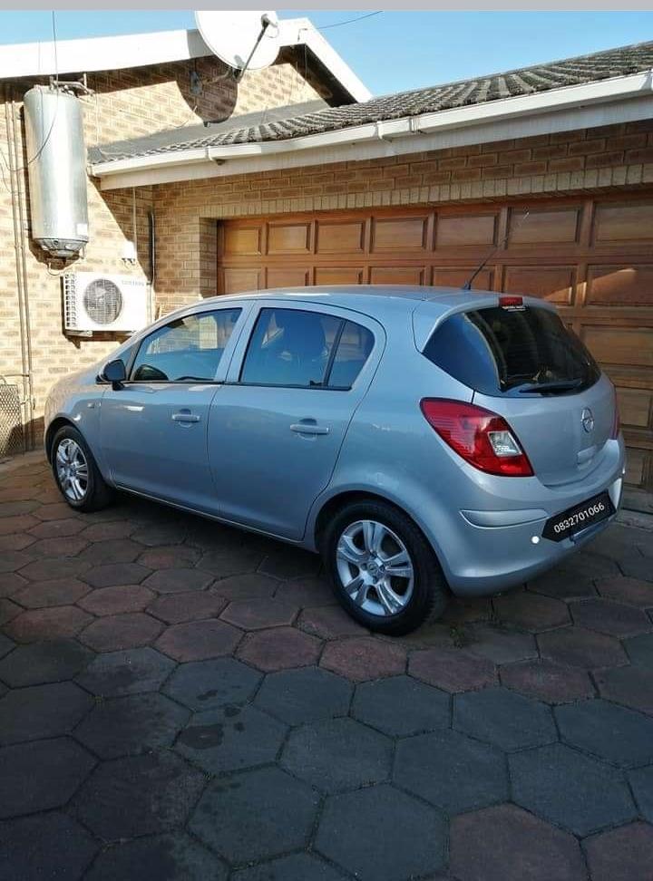 2008 Opel Corsa 1.4 Enjoy automatic