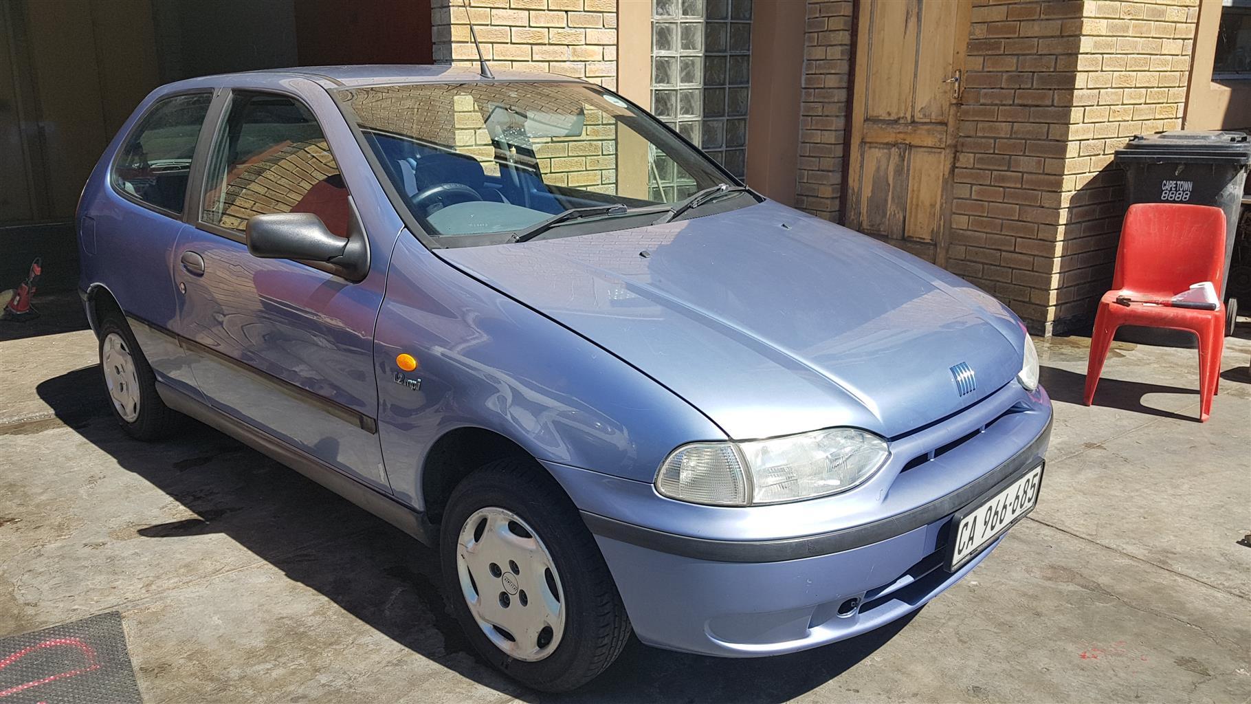 2001 Fiat Palio 1.2 EL 3 door