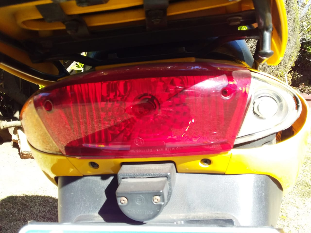 LOOKING FOR RIGHT HAND REAR INDICATOR LENSE FOR VUKA XT150 SCOOTER