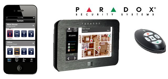 Paradox / Ids & Wireless Alarm Systems