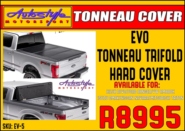 Evo Tonneau Trifold Hard Cover