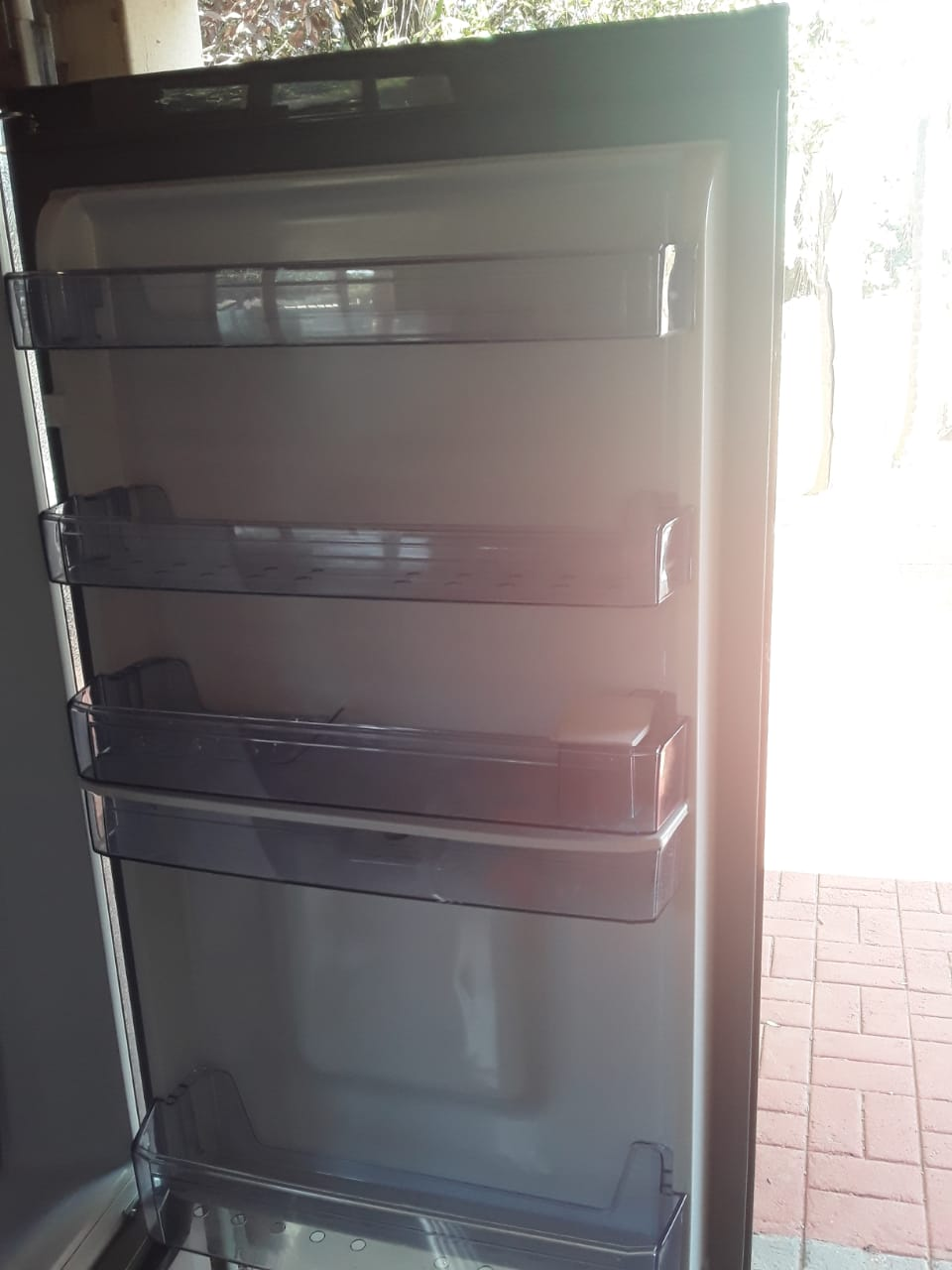 Fridge with Water Dispenser 348Litres