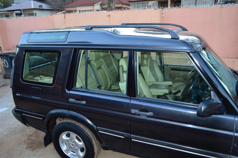 Land Rover Discovery 2 V8