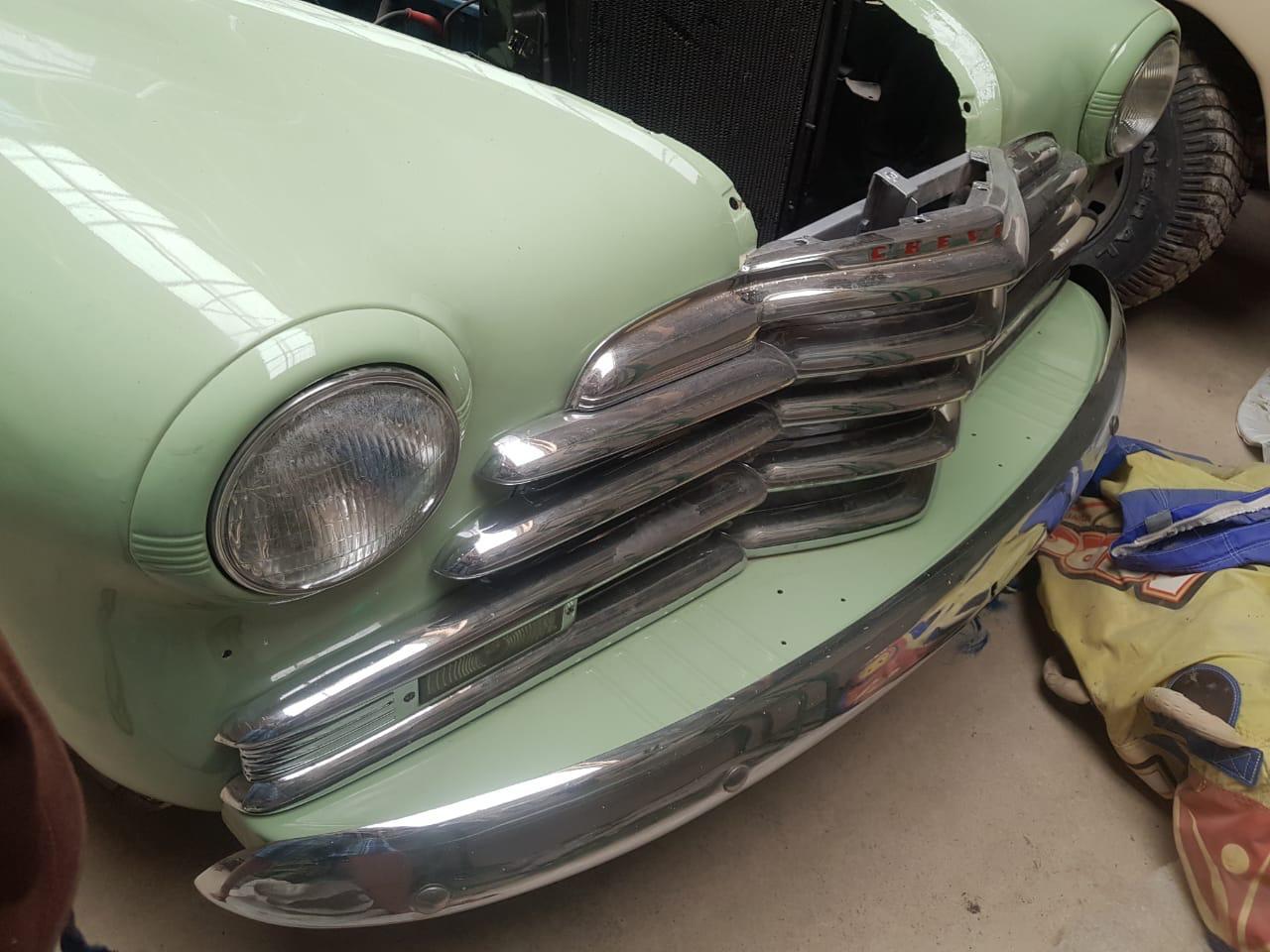 1948 Chevrolet Fleetline Junk Mail