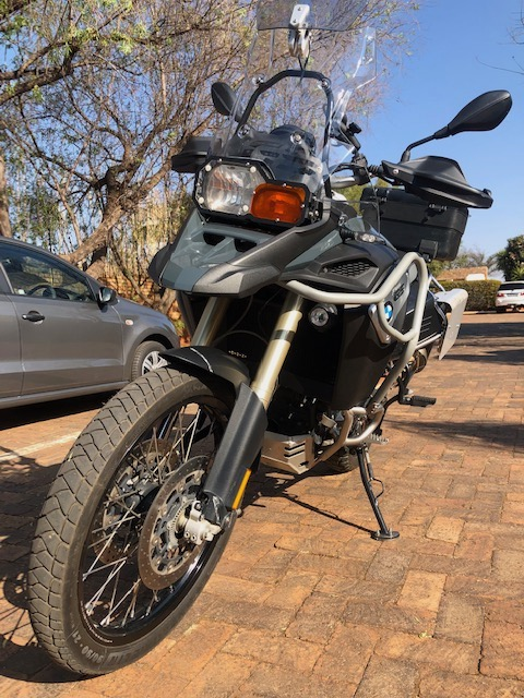 2017 BMW GSA 800 FOR SALE