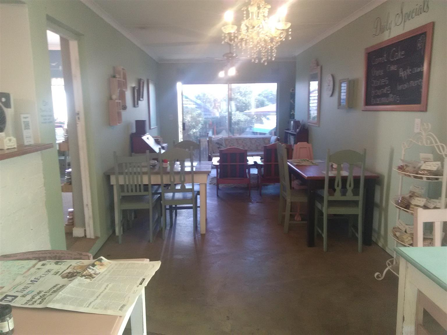 Well Appointed Coffee Shop for Sale in Doonside
