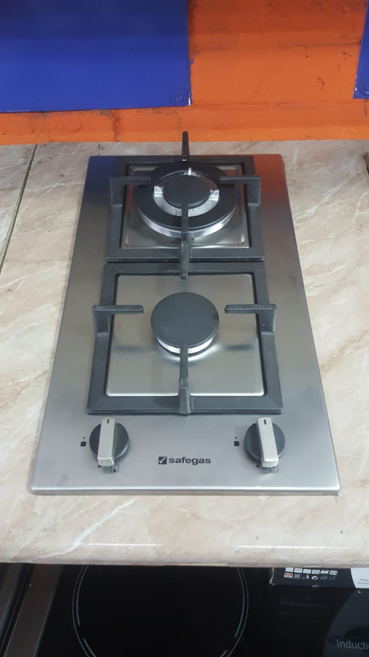 Safegas 2 plate hob