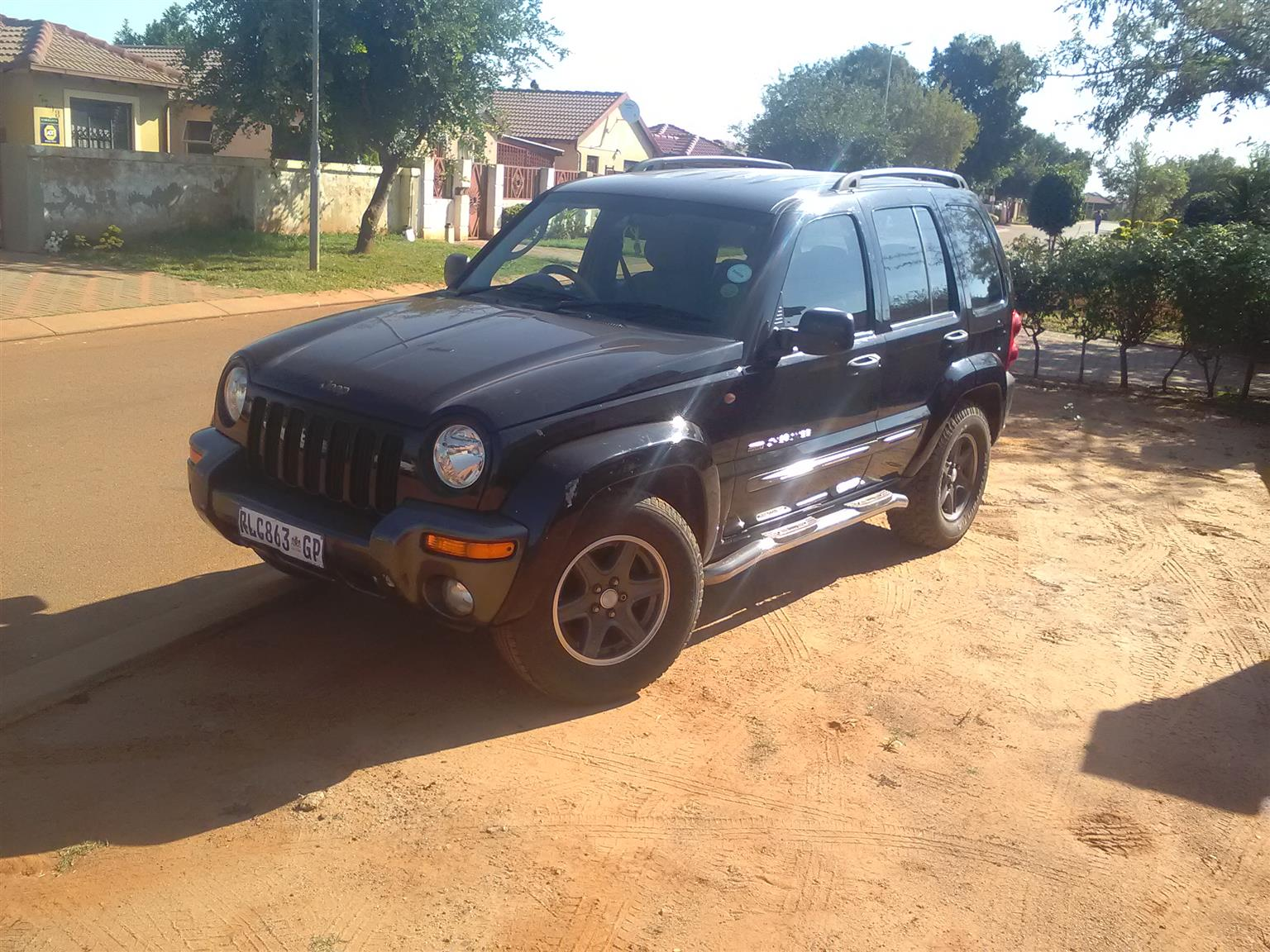 2003 Jeep Cherokee 3.7L Extreme Sport