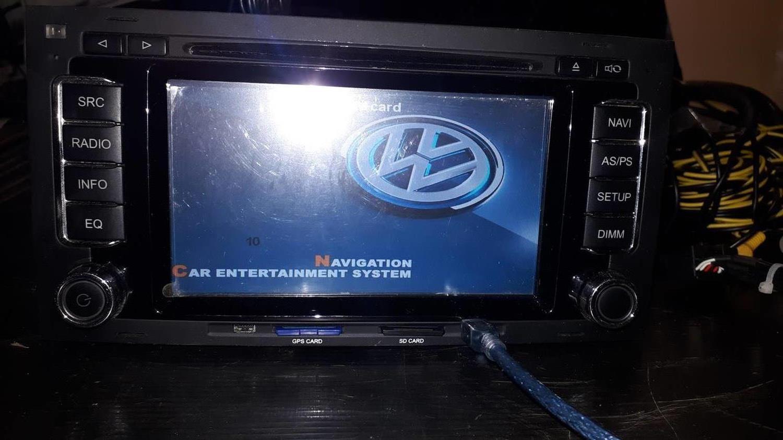 CAR MULTI-MEDIA SYSTEM