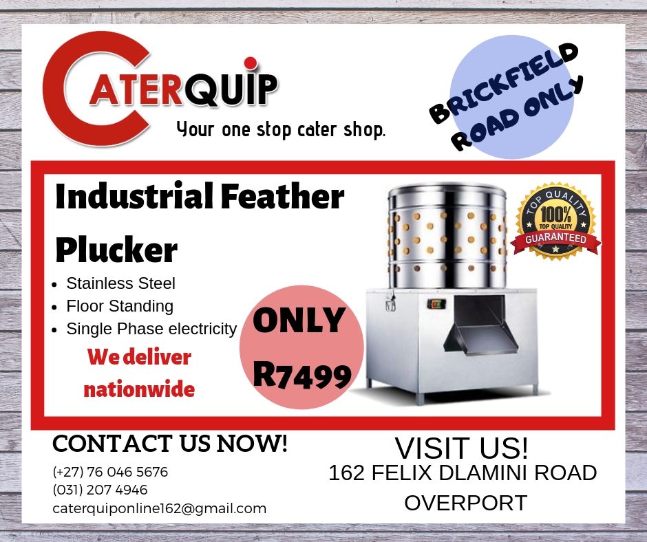 Caterquip Brickfield - Suppliers of Catering, Bakery, Butchery and Refrigeration Equipment